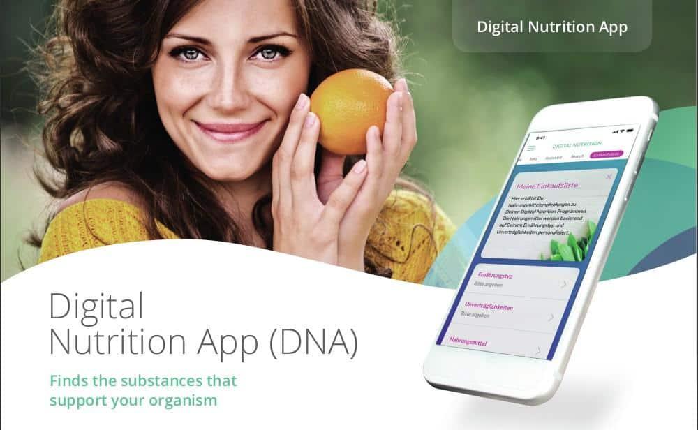 DNA digital nutrtion