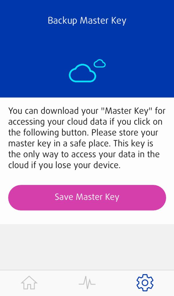 votre Master Key