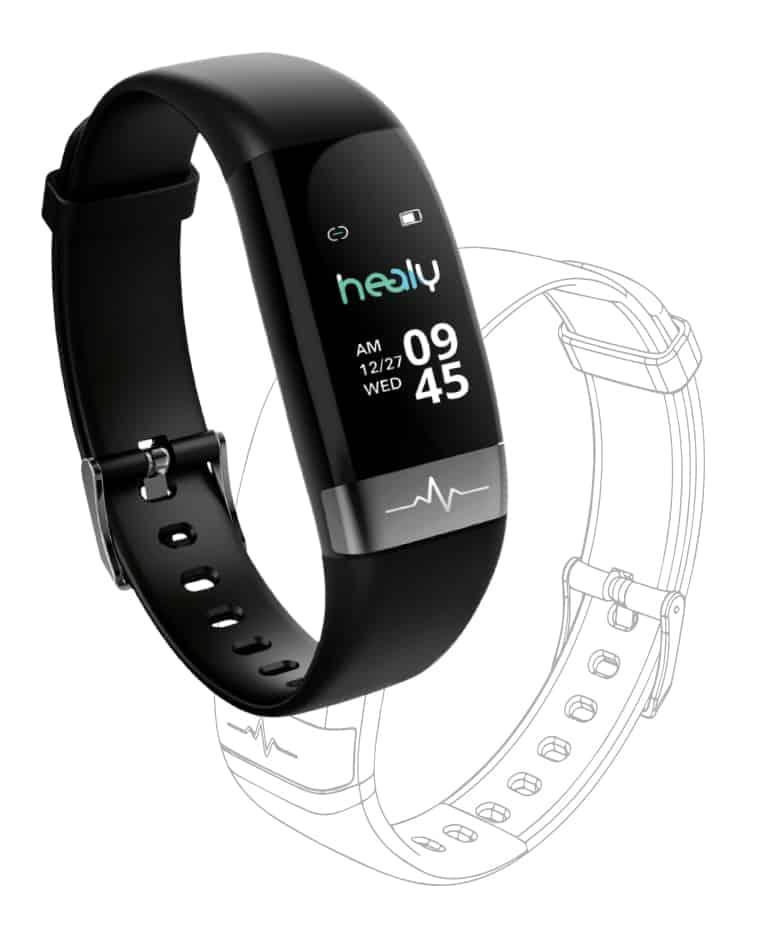 Les spécifications techniques de la montre Healy sont :