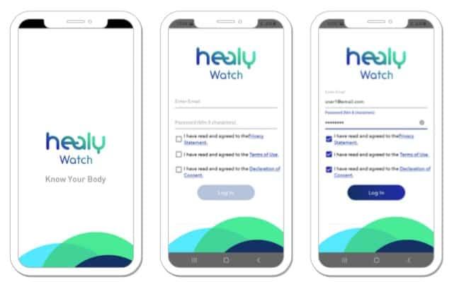 watch healy app