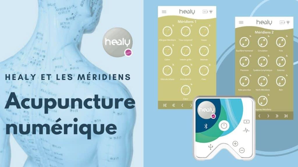 Acupuncture numérique et le Healy