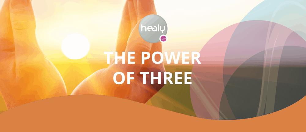 Le pouvoir des trois – Le nouveau groupe du programme Healy